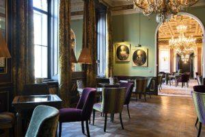 Cake Shops Vienna: Gerstner Salon Prive