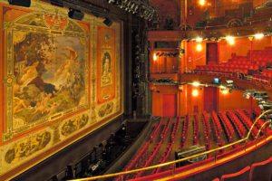 New Years Eve in Vienna: Raimundtheater