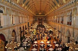 New Years Eve in Vienna: Gala at Vienna City Hall