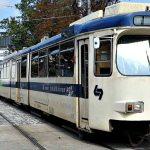 Vienna Tram: Lokalbahn Wien Baden