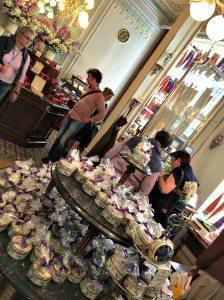 Demel Vienna: cake shop