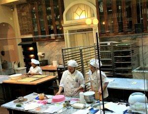 Demel Vienna: bakery