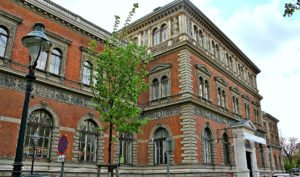 Ringstrasse Vienna: Museum for Applied Arts / Contemporary Arts MAK
