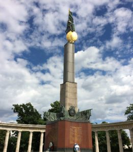 Ringstrasse Vienna: Russian Monument