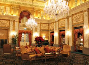 What is Vienna known for: Hotel Imperial