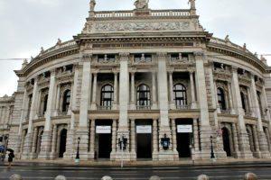 Vienna theatres: Burgtheater
