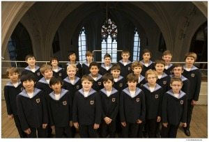 things to do in Vienna April: Vienna Boys Choir