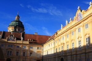 Things to do in vienna May : Melk Abbey