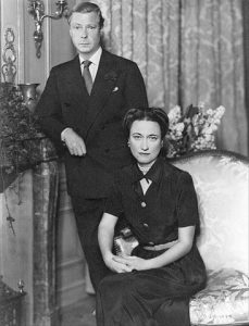 Edward III and Wallis Simpson