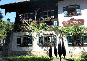 Vienna tours to Salzburg: village museum St. Gilgen