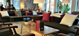 Cheap hotels in Vienna: Magdas Hotel lounge