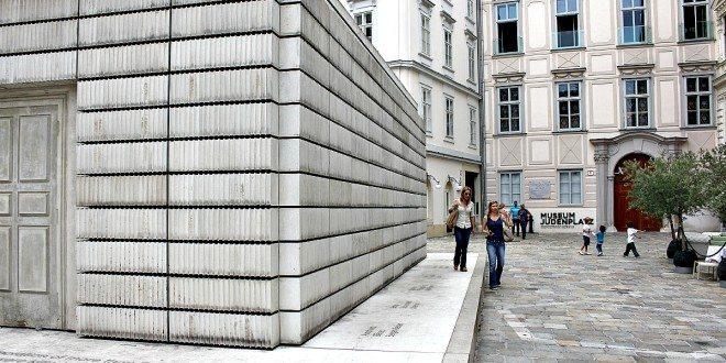 Jewish Vienna: Judenplatz