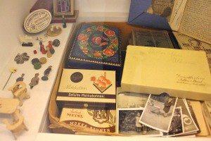 Jewish Museum Vienna: box of Lili Bial
