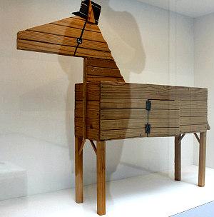 Jewish Museum Vienna: Waldheim's horse