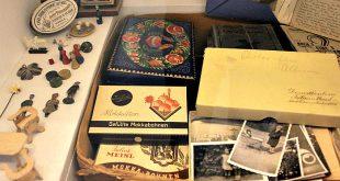 Jewish Museum Vienna: exhibit, Lili Bial's toy box