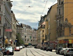 Jewish Vienna: Taborstrasse