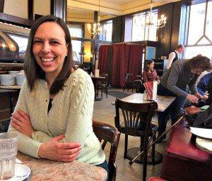 Wien Einkaufen: Shopping-Reiseleiterin Lucie