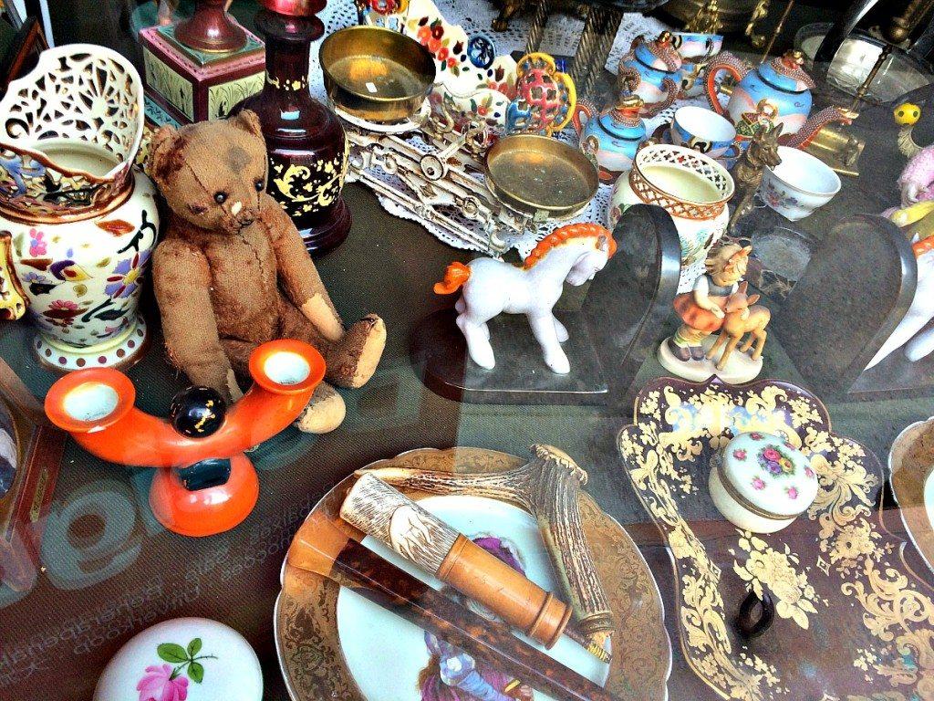 Shopping in Vienna: vintage shop