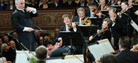 Vienna New Year's Concert, Daniel Barenboim