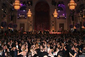 Kaffeesieder Ball in der Hofburg