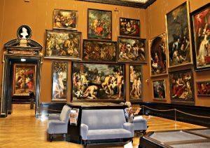 Vienna Tourism Calendar: Museum of Fine Arts