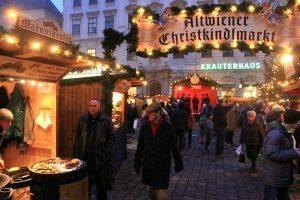 Vienna tourism calendar: Christmas market