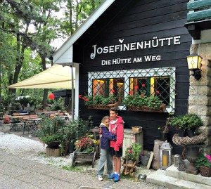 Vienna Woods: tavern at Kahlenberg