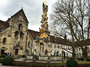 Things to do in Vienna March: Heiligenkreuz Abbey