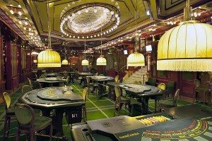Vienna Casino gambling hall