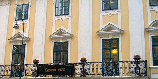 Vienna Casino at Esterhazy Palace