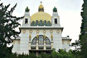 Vienna tours: Otto Wagner Church