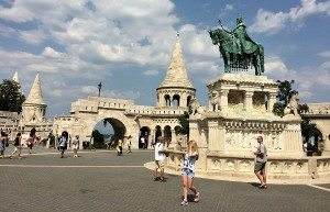 Things to do in Vienna February: day trip to Budapest