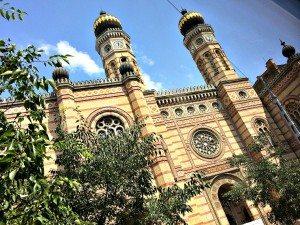 Wien Budapest Tagesausflug: Jüdische Synagoge