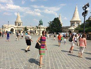 Vienna Budapest Day Trip: Fisher Bastion