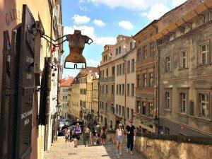 Mala Strana in Prague