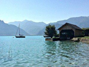 Vienna Salzburg Day Trip: Attersee lake