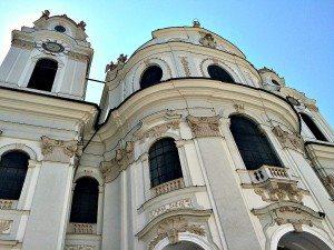 Vienna Salzburg Day Trip: Cathedral
