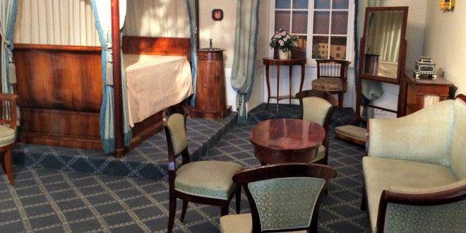 Hapsburgs Museum of Furniture: Biedermeier room