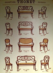 Hapsbrugs Museum of Furniture: Thonet collection