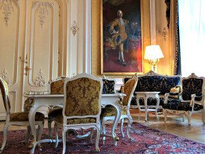halal holiday Vienna: Hotel Imperial suite