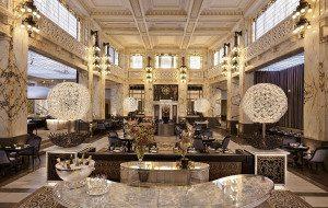 halal holiday Vienna: The Bank, Park Hyatt Vienna