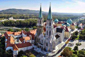 Vienna Danube: Klosterneuburg Abbey