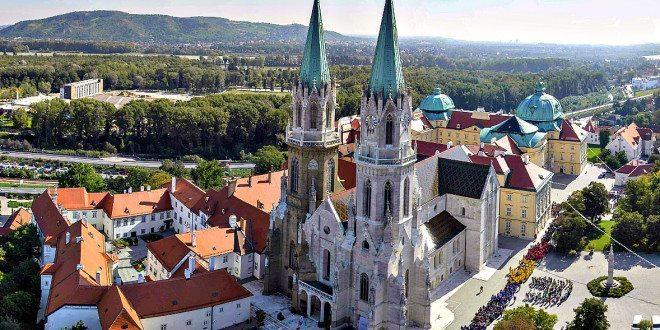 Vienna Art wine tour: Klosterneuburg Abbey
