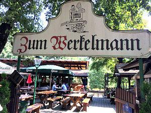 tavern at Boehmischer Prater