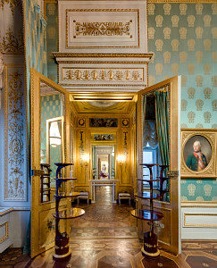 Albertina Vienna: Gold Cabinet