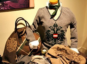 Austria fashion shopping: Goessl