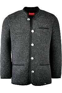 Austria fashion shopping: boiled wool jacket (Walkjanker)