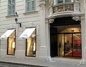 Austria fashion shopping: Mothwurf, Vienna