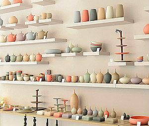Austrian design shopping: Feine Dinge