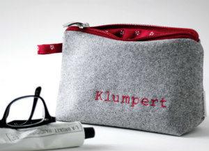 Austrian Design Shopping: Mondschein Design cosmetics bag